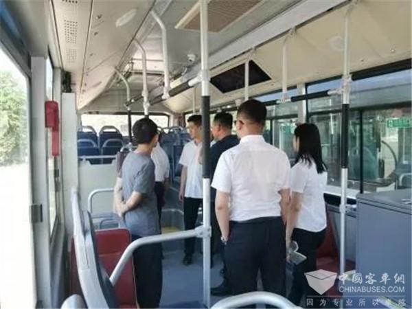 北京骏马客运总经理门钰霖:打造智能化、人性化公交