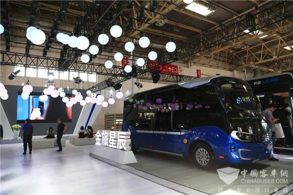 2019北京道展|智能科技的引领者,金旅发布SMARTPILOT自动驾驶技术平台