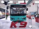 比亚迪K9纯电动公交