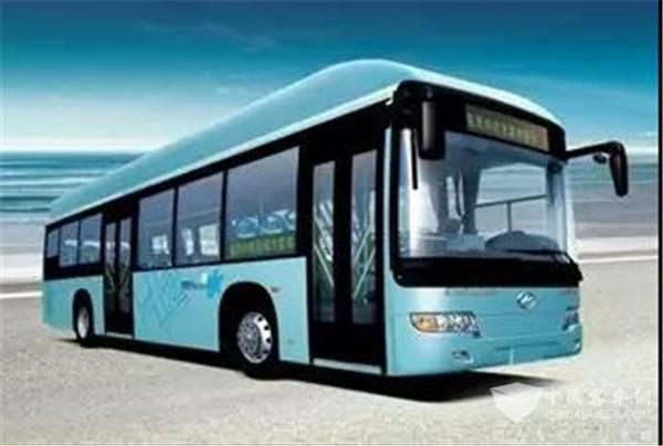金龙汽车集团:勇于创新,积极探索氢燃料客车