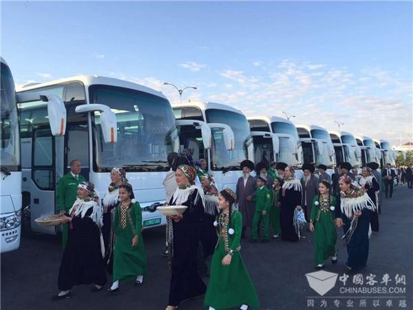 科技助力复工复产 宇通大数据发布31省市公交车复工率