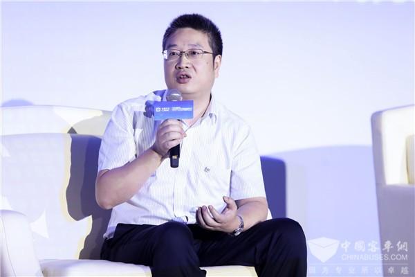 对话中车电动总经理刘凌 看T6发布背后的幕后故事