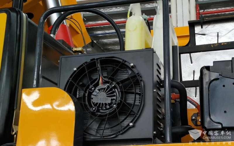 电机ATS散热系统