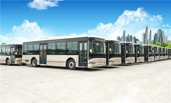 """亚星客车又赴""""春城"""" 全面打造公交都市"""