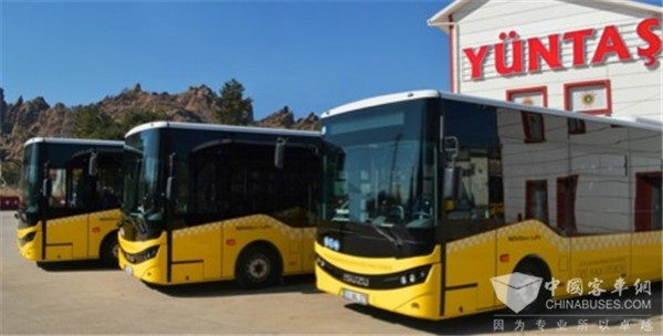 日均服务两万名乘客 艾里逊变速箱获土耳其客户点赞