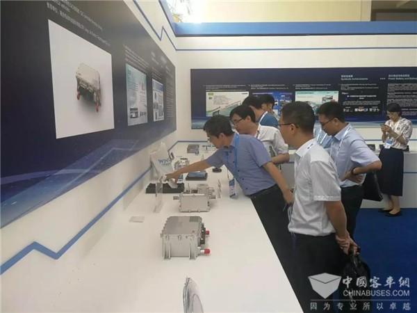 科技部新能源汽车标志成果 中车电动SiC控制器时代已到来