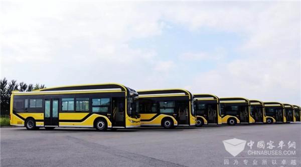 """立足东北辐射全国 从500台新能源大单看黄海客车""""硬实力"""""""