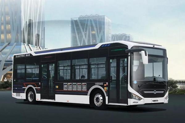 城市之光,智啟未來!中通客車全新公交耀世登場