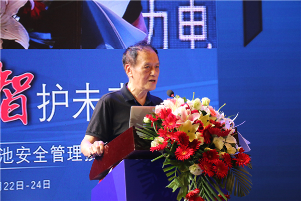 2019中国电动汽车动力电池安全管理技术论坛 王泽山