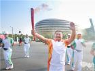 宇通客车护航第十一届全国民族运动会