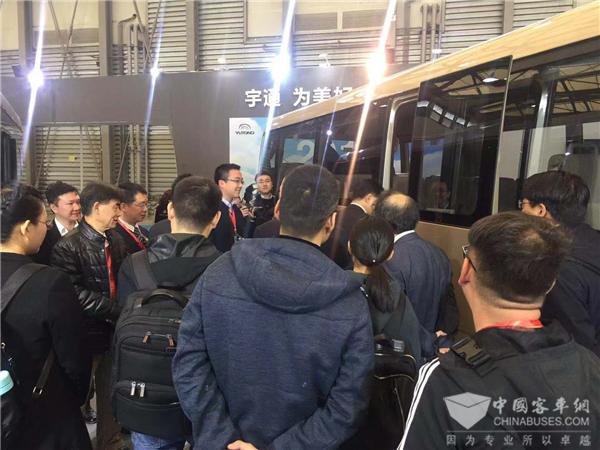 厉兵秣马,砥砺前行 CIB EXPO 2019第八届上海国际客车展再次扬帆起航!