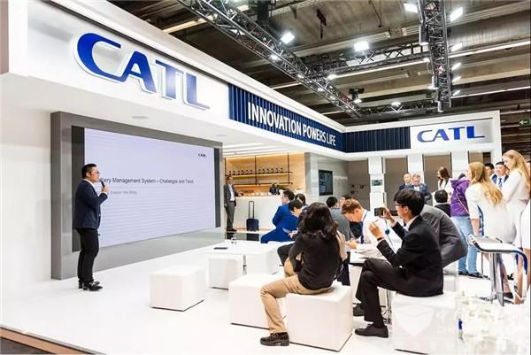 生产效率提升50% 宁德时代推出全新CTP高集成动力电池开发平台