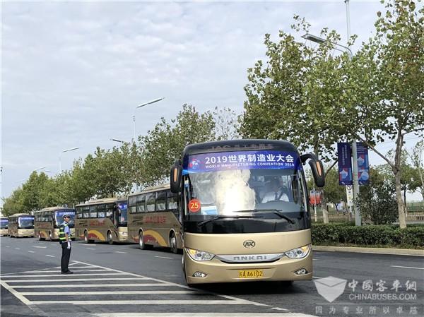 """全球制造业顶级盛会 安凯再现中国客车""""品质魅力"""""""