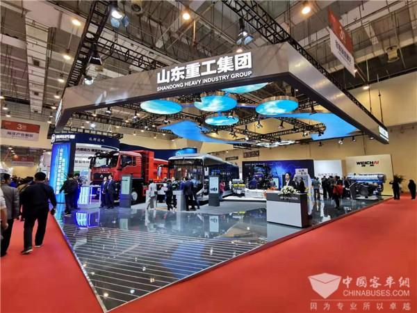 山东两家国有企业整合重组,中通客车燃料电池项目迎来新发展机遇