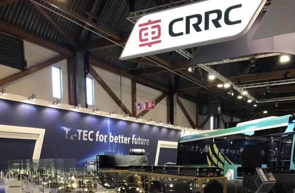 2019比利时世界客车博览会|中车电动展台