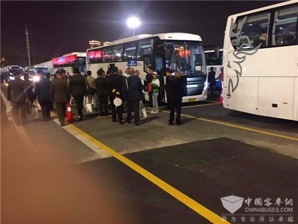 广西:柳州恒达巴士开展公交驾驶员节能技术竞赛活动