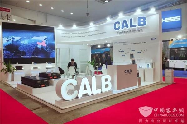 中航锂电亮相世界客车博览会 最新产品及解决方案引人瞩目