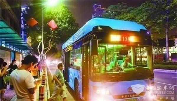 广东:2019年年底,佛山将实现全市公交车纯电动化和氢能化