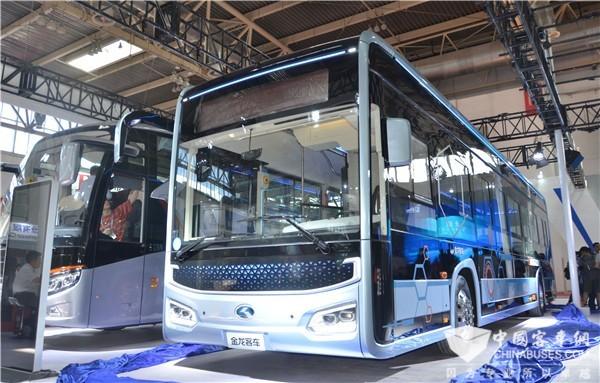 """从5G公交与阿波龙看金龙客车描绘的""""智慧交通""""场景"""