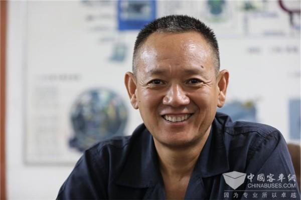 广州珍宝巴士崔建立:不断学习新知识 在工作中实现自我价值