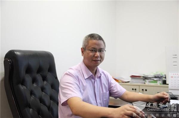 广州珍宝巴士副总经理黄永锵:广州珍宝巴士奏响时代新乐章