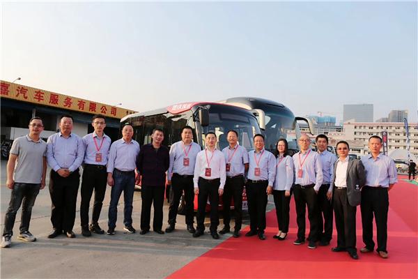 """2019中国旅游出行大会上的""""金旅风采"""""""