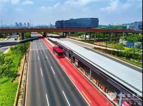 廣西:南寧市打造公交都市智能化