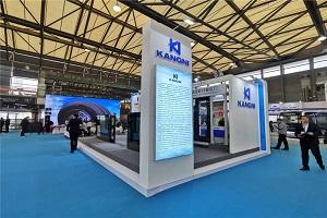 CIB EXPO 2019上海国际客车展--南京康尼展台