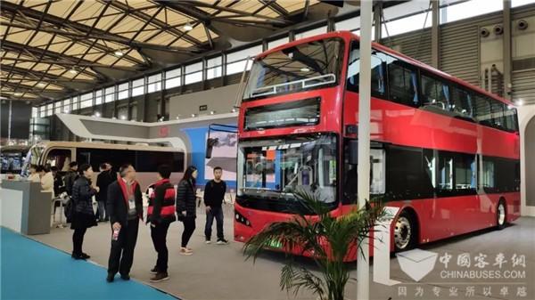 """践行绿色可持续发展之道 2019上海客车展全场""""颜值之最""""是TA"""