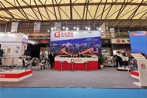 CIB EXPO 2019上海国际客车展--吉克传动展台