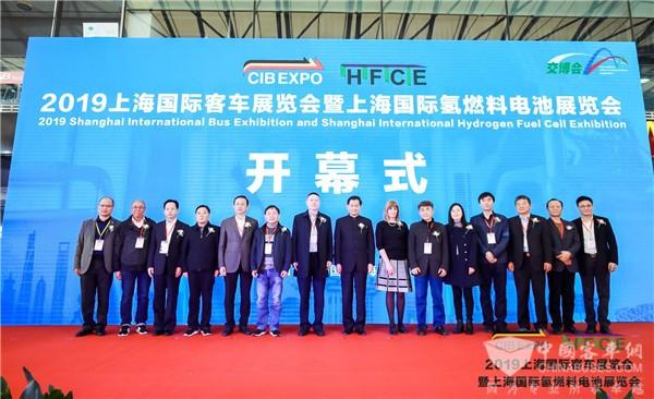 科技赋能智慧公交,创新引领未来出行——CIB EXPO 2019火爆开展