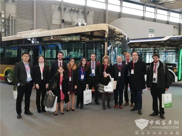 新平台、新产品、新势力!中通客车三款产品闪耀CIB EXPO上海国际客车展
