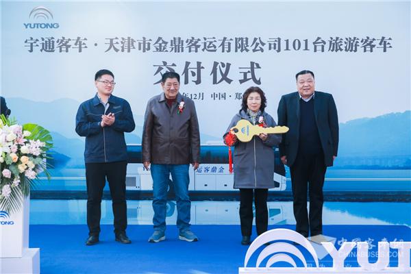 天津旅游客车市场最大批量订单