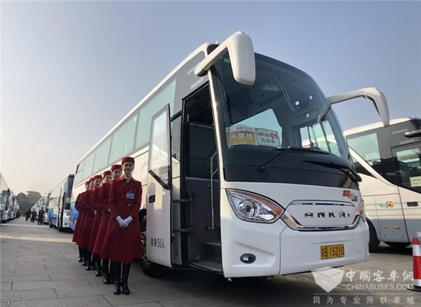 """解读2019年安凯客车首个关键词:""""幕后英雄"""""""