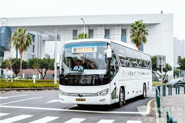 澳门回归20周年庆典 宇通客车实力护航 以高品质为祖国献礼