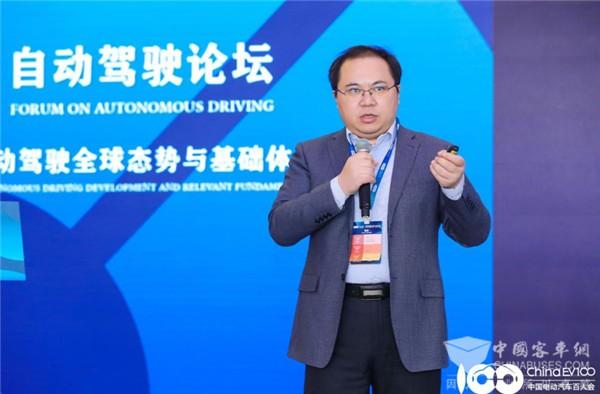 百人会论坛2020|苏奎峰:自动驾驶应该针对场景提供解决方案