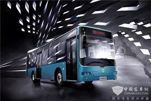 中车电动TEG6105BEV11公交车(纯电动20-39座)