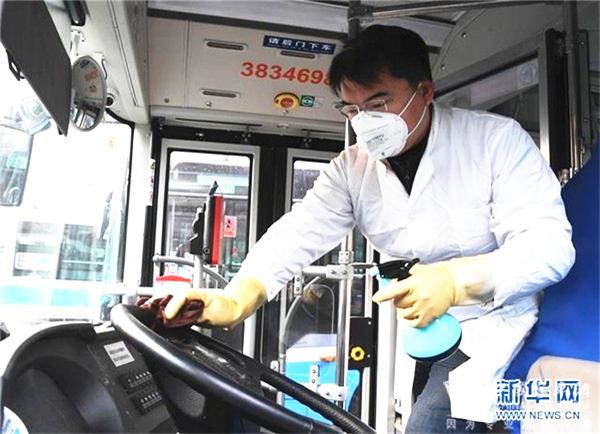 联防联控!国务院印发《公共交通工具消毒操作技术指南》