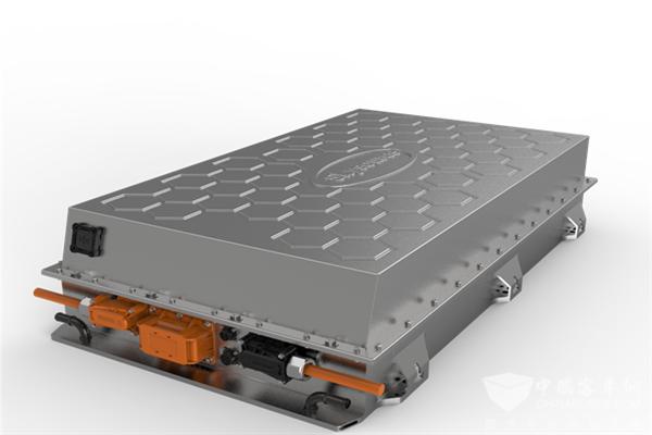 创源一体化液冷动力电池系统 (1)