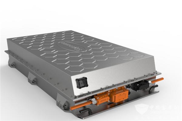 创源一体化液冷动力电池系统 (2)