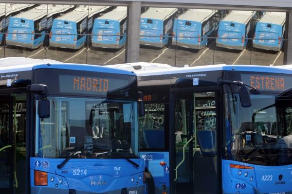西班牙马德里市政交通公司招标采购50台电动大巴