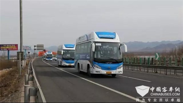 张家口氢能建设进入实质阶段,氢燃料客车迎来新契机