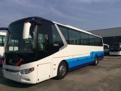 北京租车北京大客车租赁公司车内干净整洁、舒适