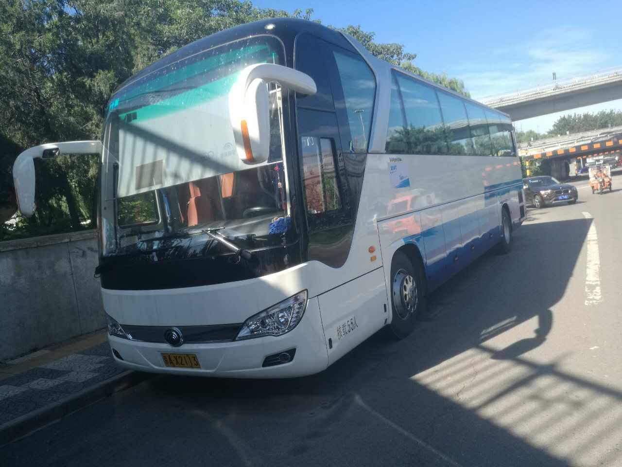 北京上下班通勤单位班车租赁,顺义大客车出租