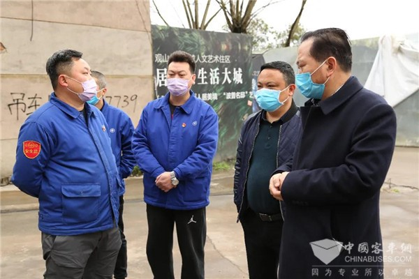 """坚定""""公益性+市场化""""方向 贵阳公交打造新型公交企业"""