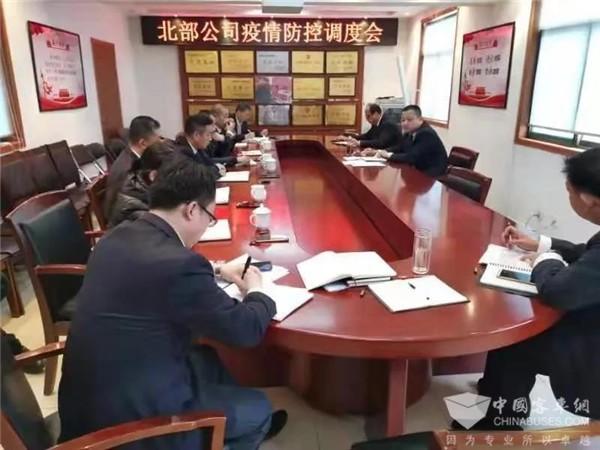 济南公交:逆向前行,坚决打赢疫情防控阻击战