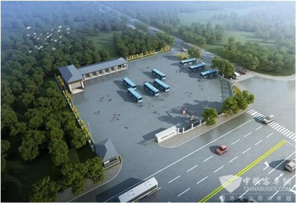 扬州公交集团首次制定印发《场站管理规定》