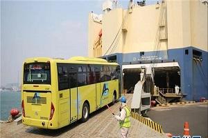 相约沙特,荣耀远航:中通客车在沙特