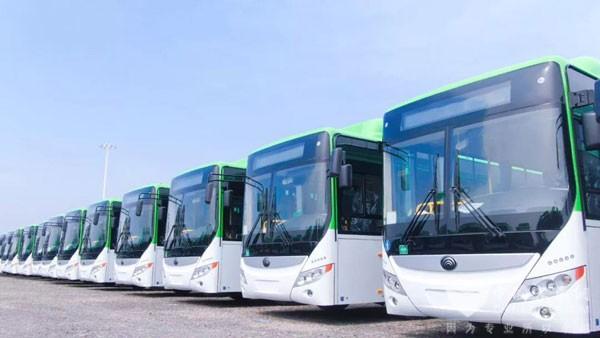 760辆燃气客车出口哈萨克斯坦 宇通海外市场再结硕果