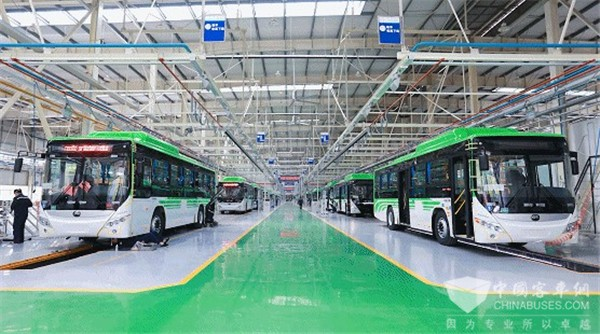 """用一组数据 看出口哈萨克斯坦760台客车背后的""""宇通实力"""""""